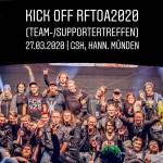 Kick Off RFTOA 2020
