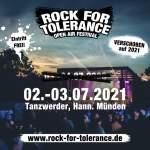 Rock for Tolerance Open Air Festival verschoben auf 2021