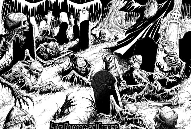 Lurking Evil - The Almighty Hordes Of The Undead