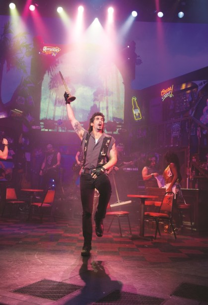 Rock Of Ages-Recast-25-09-12-Shaftesbury-212
