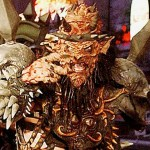 GWAR Video Shoot In Times Square
