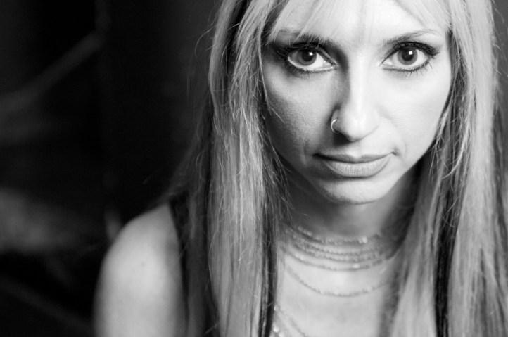 Grace Solero promo shoot in London on 18 June 2013