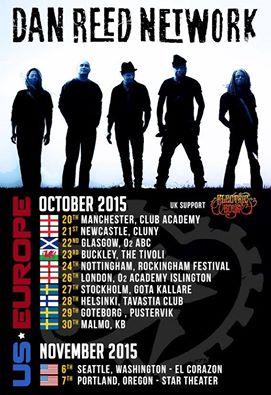 DRN 2015 tour