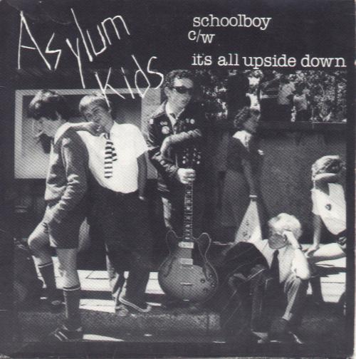 Schoolboy – Asylum Kids
