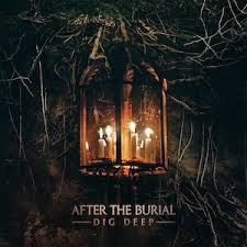 After The Burial - Big deep album lyrics