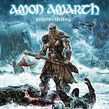 Amon Amarth - Jomsviking metal lyrics