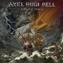 axel rudi pell into the storm album