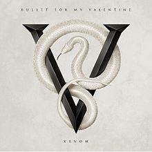 bullet for my valentine venom lyrics album