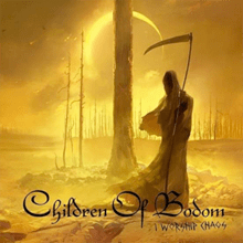 Children Of Bodom - I whorship chaos album