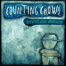 counting crows somewhere under wonderland album lyrics