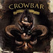 Crowbar - The serpent only lies sludge metal album