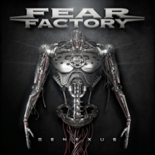 fear factory genexus metal lyrics