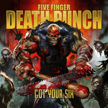 five finger death punch got your six album lyrics