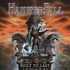 Hammerfall - Built to last powermetal album