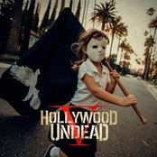 Hollywood Undead - Five raprock
