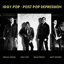 Iggy Pop - Post pop depression lyrics