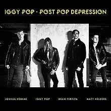 Iggy Pop - Post pop depression lyrics