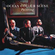 ocean colour scene painting