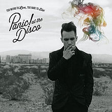 panic! at the disco too rare to live too rare to die