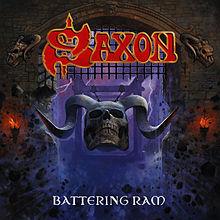 Saxon - Battering ram album