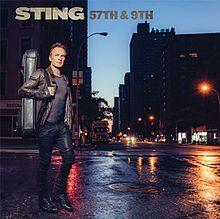 Sting - 57th & 9th