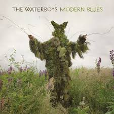 the waterboys modern blues music lyrics