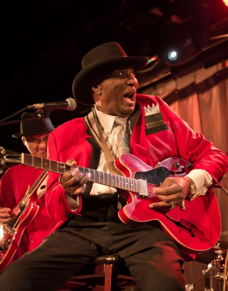 Eddy Clearwater, dies at 83, blues legend, Rock and Blues Muse