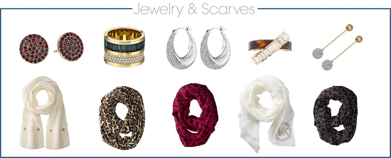 551c089b4c21 jewelry and scarves by michael kors for under $100 on 6PM rock and drool