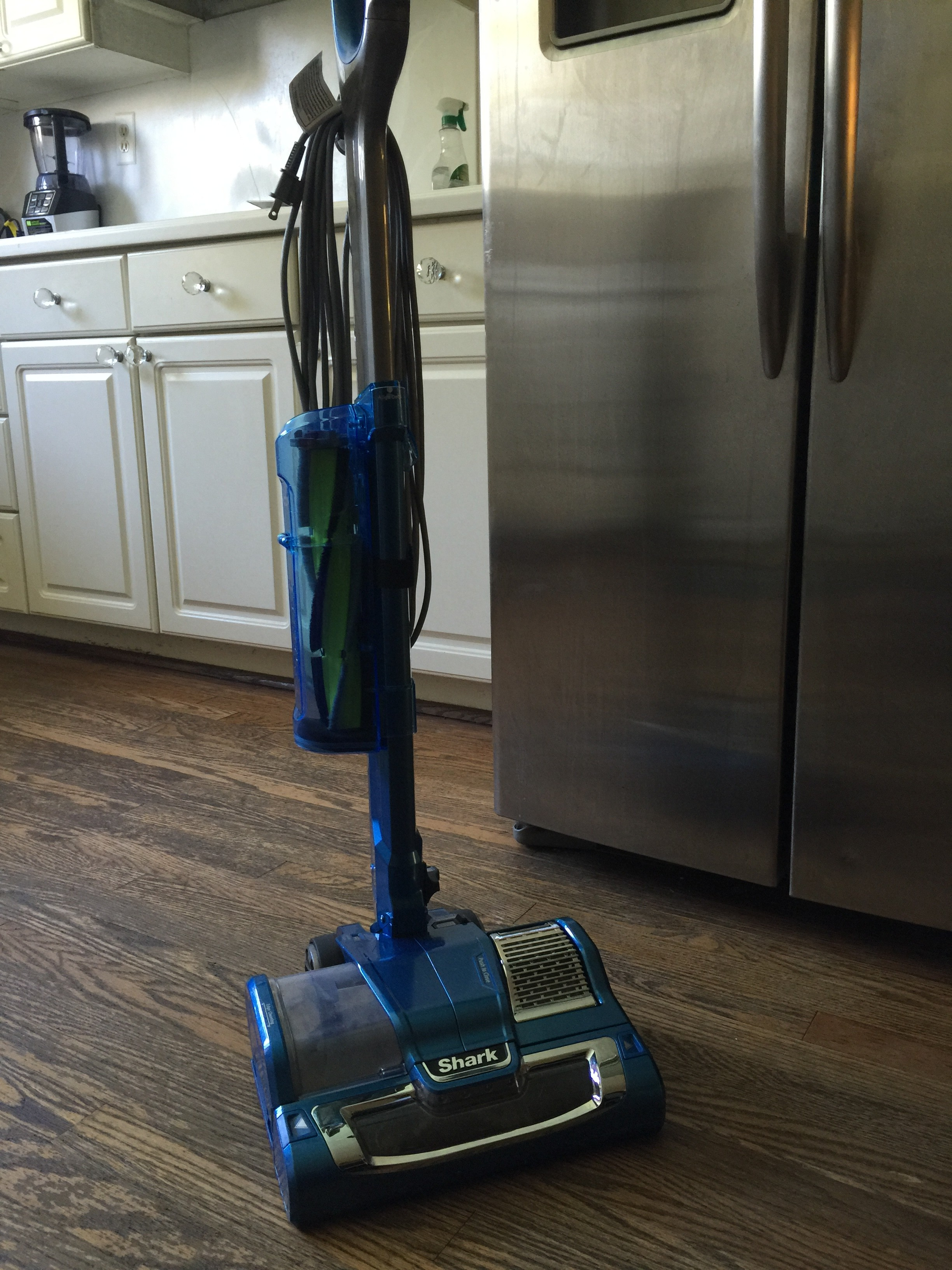 Kitchen Floor Vacuum Shark Rocket Powerhead Vacuum Review Rock And Drool Rock And Drool