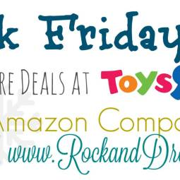 BLACK FRIDAY TOYS R US with AMAZON Comparisons rockanddrool.com