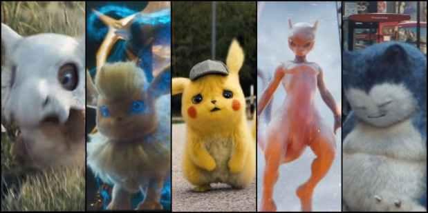 Resultado de imagen de detective pikachu
