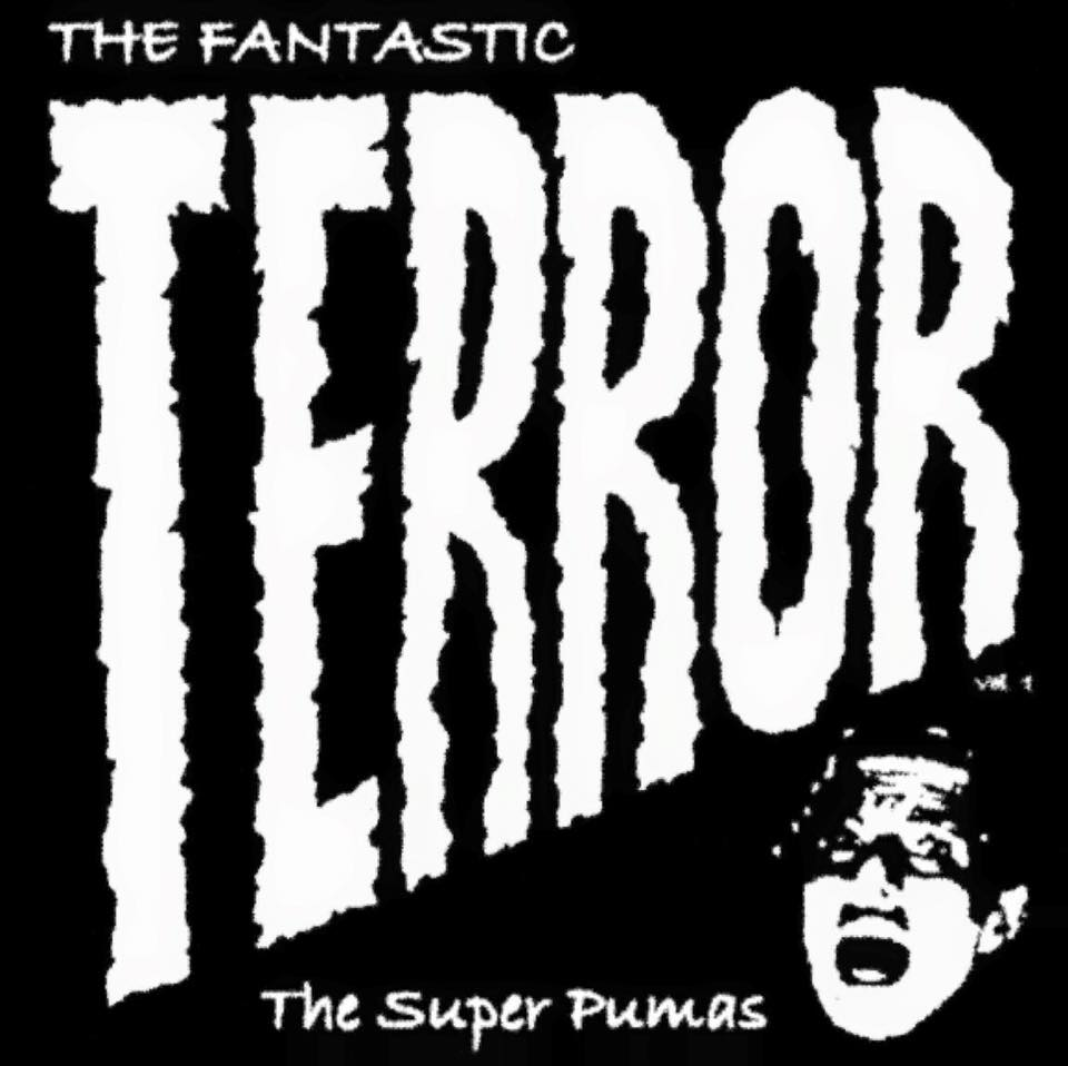 Music Review: The Fantastic Terror EP (The Super Pumas)