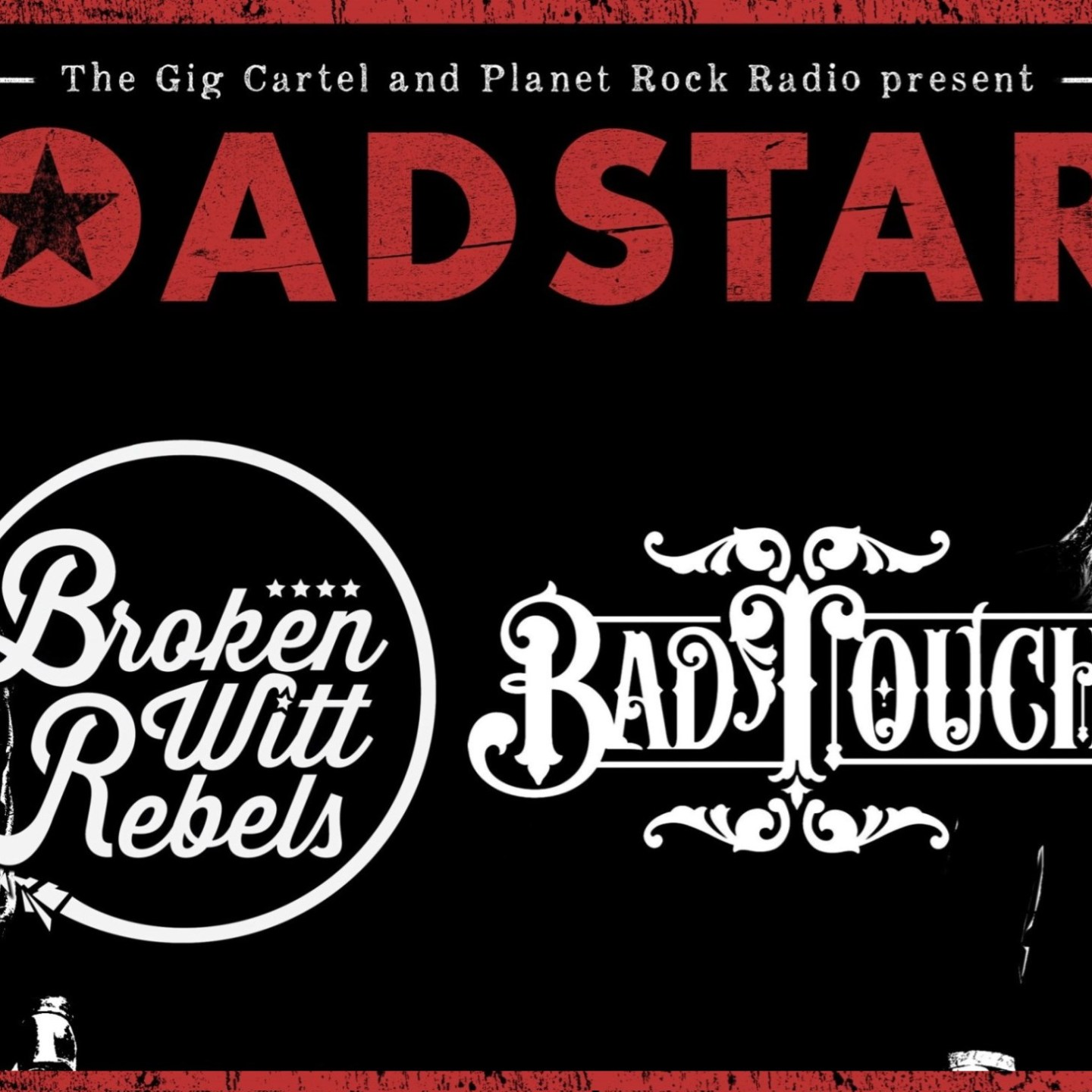 Interview/Preview: The Roadstars Tour Feat. Broken Witt Rebels & Bad Touch