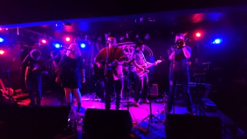 Gig Review: Red Pine Timber Company (King Tut's, Glasgow – 05/11/17)