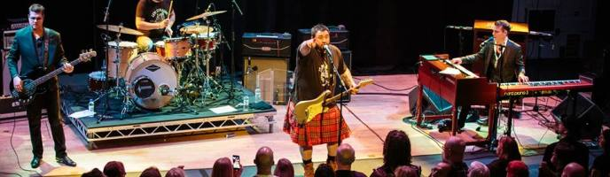Gig Review: King King/The Gerry Jablonski Band (Queen's Hall Edinburgh, 26/01/18)