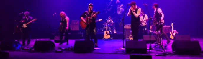 Gig Review: Red Pine Timber Company (Perth Concert Hall, 28/12/17)