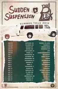 Sudden Suspension poster