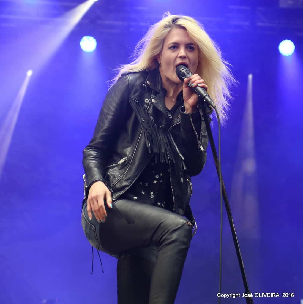 The Kills – THE EUROCKEENNES Festival