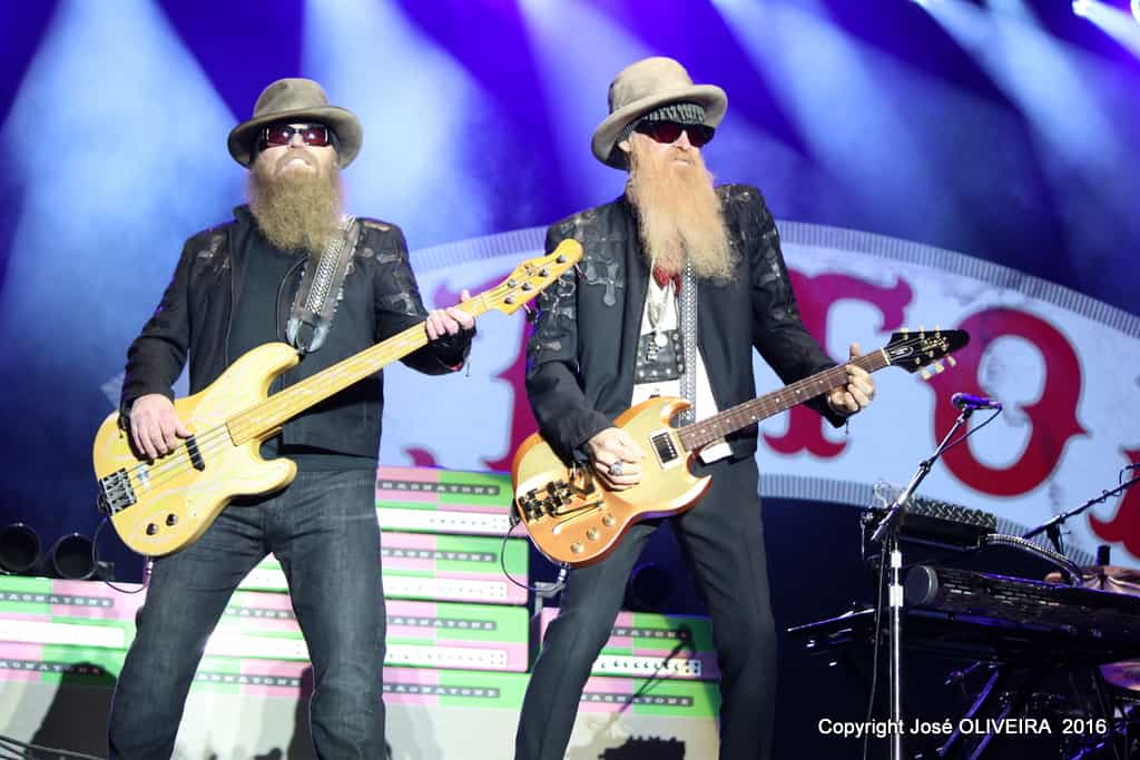 ZZ Top- THE EUROCKEENNES Festival