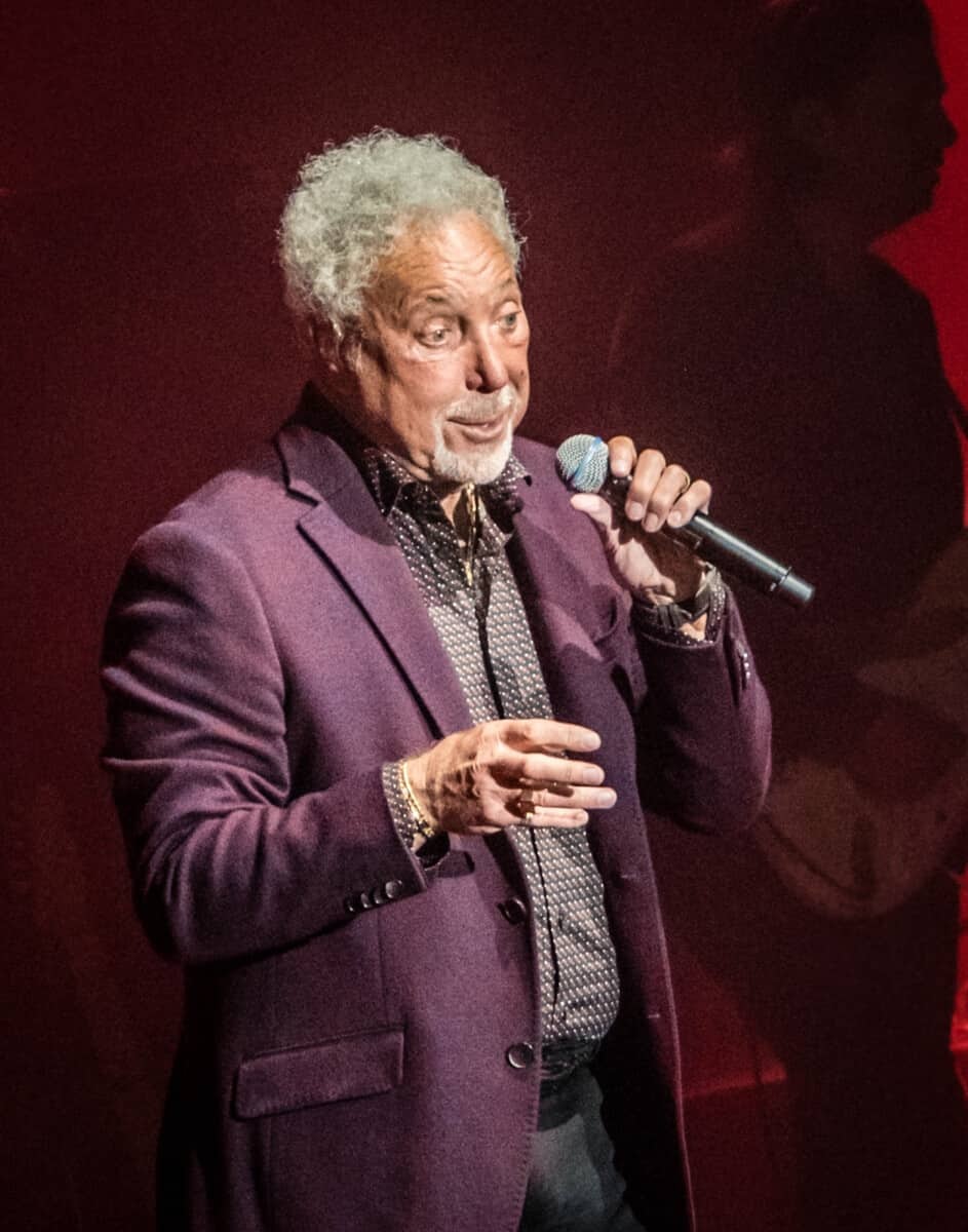 Sir Tom Jones-Chyrisse Tabone-6