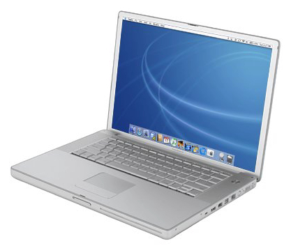 PowerBook. Source: Apple.Com