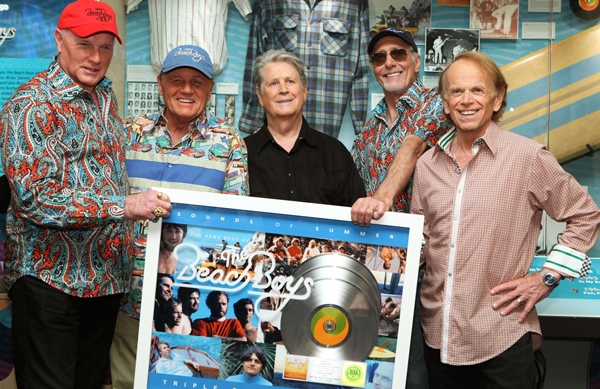 Al Jardine Beach Boys Interview Grammy Smile Sessions
