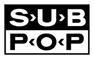 sub pop records logo
