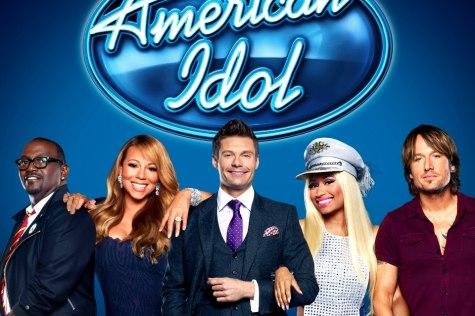 American Idol Season 12 Logo