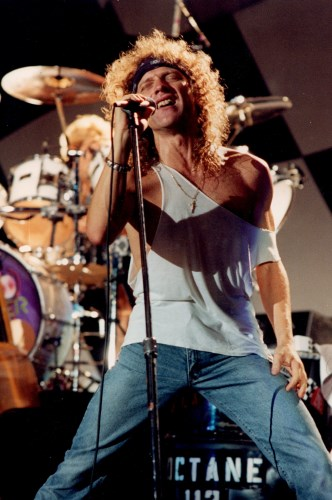 Lou Gramm Performance Picture