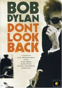 bob dylan dont look back dvd