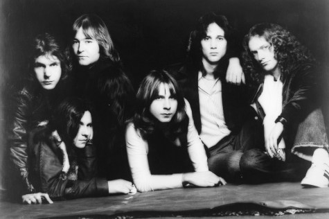 Foreigner, the classic era.