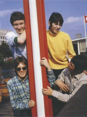 The Small Faces (Pic: ALO's official Facebook page).