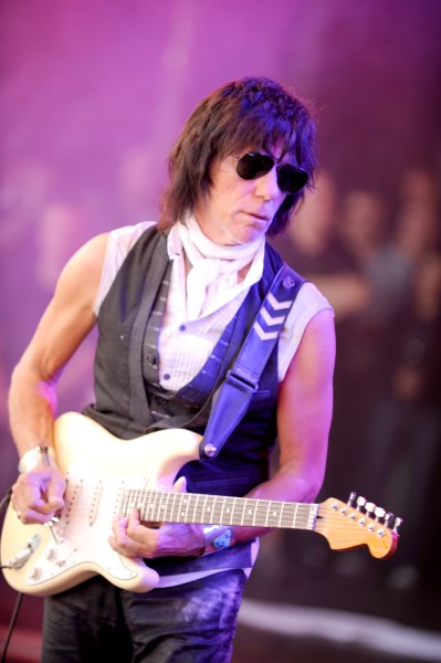 Jeff Beck (Ross Halfin)