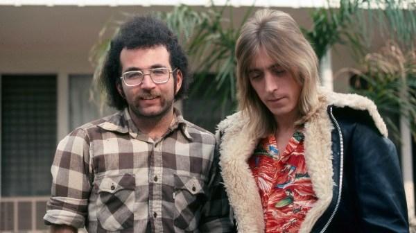Steve Rosen and Mick Ronson